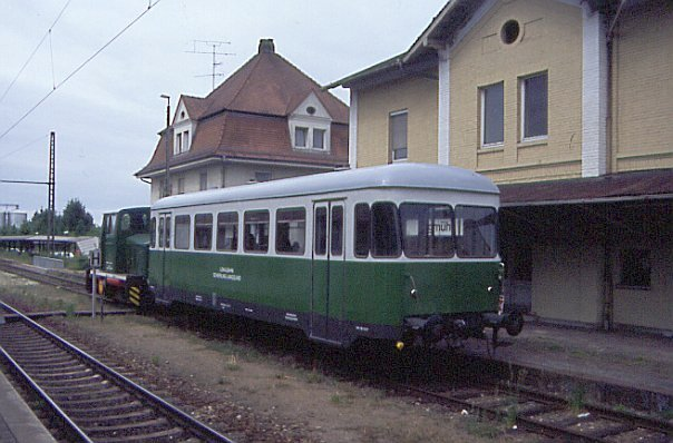Eggmühl Bahnhof
