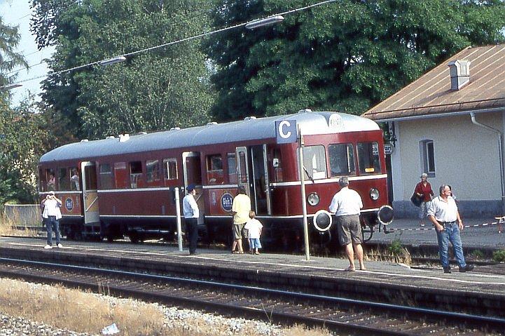 Von der Lokalbahn zum Bayerischen Meer